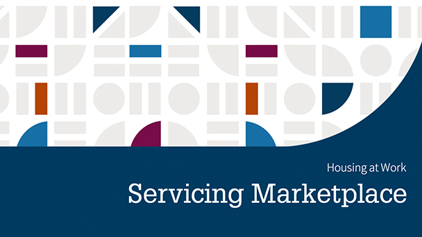 Servicing Marketplace cover art