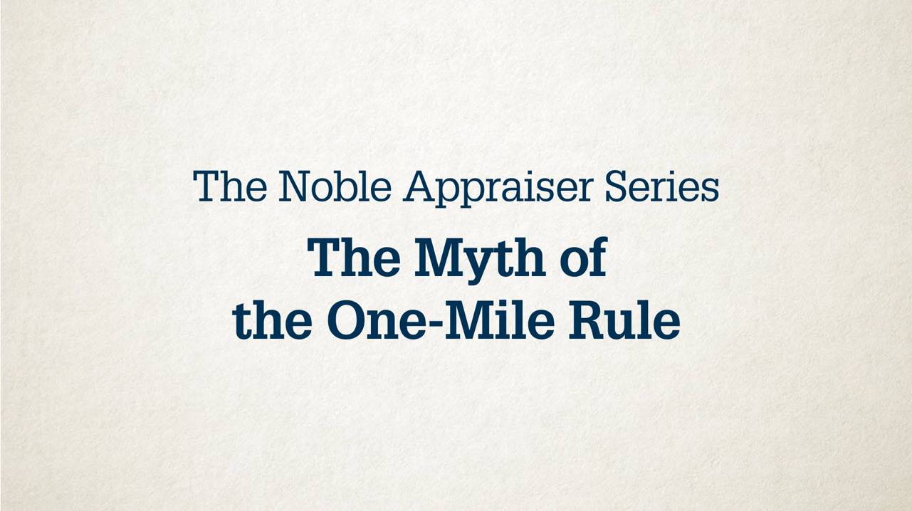 appraisers noble video