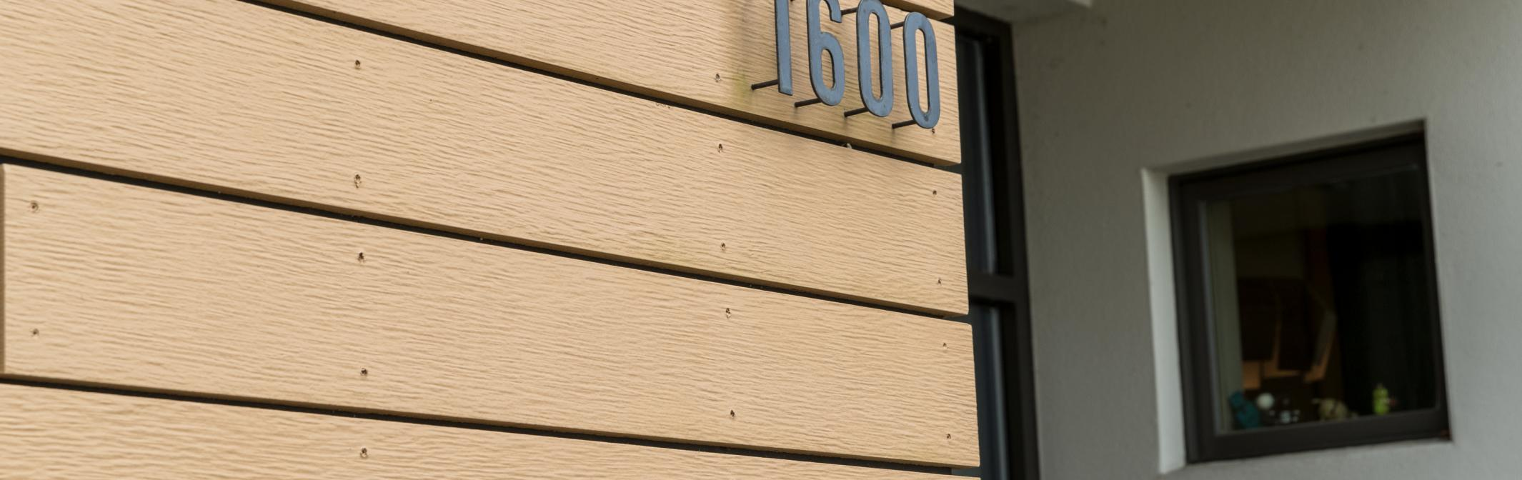 House Number 1600